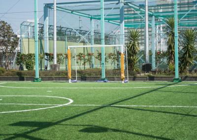 Soccer Field Midtwon